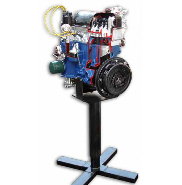 Двигатель ВАЗ 2101-07 на подставке