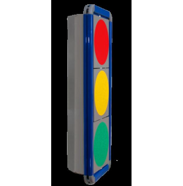 Светофор механический трехсекционный (транспортный)