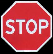 Знак дорожный (табличка)