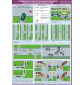 """Плакат """"Управление транспортным средством в ограниченном пространстве"""""""