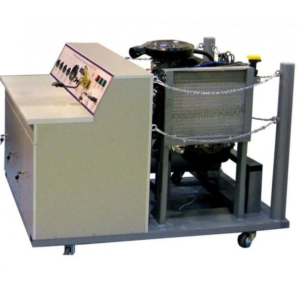 Стенд-тренажер «Действующий двигатель DOHC, 16-клапанный»
