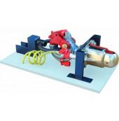 """Сцепное устройство с элементами соединения тормозных систем и электрооборудования (кат.""""СЕ"""")"""