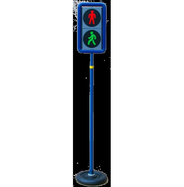 Светофор механический двухсекционный (пешеходный)