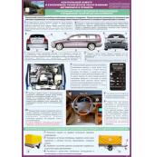 """Плакат """"Контрольный осмотр и ежедневное техническое обслуживание автомобиля и прицепа"""""""