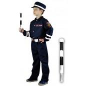 Форма инспектора ГИБДД (детская)