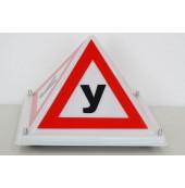 """Световая пирамида """"У"""" (на крышу автомобиля)"""